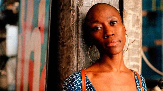 La chanteuse malienne, Rokia Traoré.