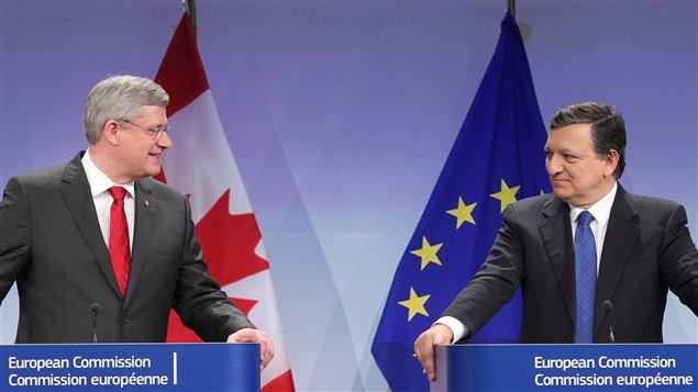 Pm Praises Eu Canada Trade Deal Critics Wary Of Impact