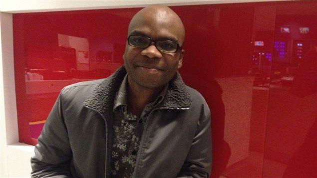 L'écrivain Edem Awumay