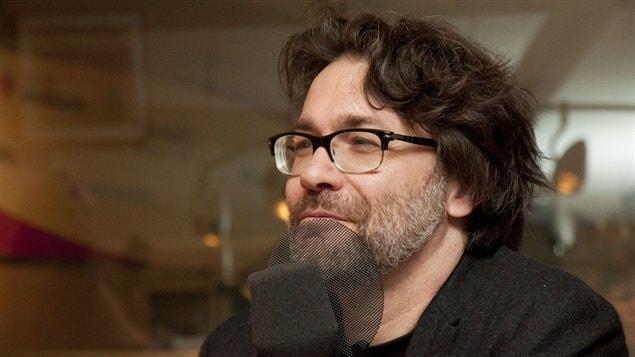 Le psychanalyste et auteur Maxime-Olivier Moutier