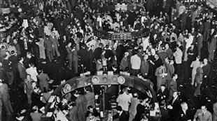 Le jeudi noir de 1929