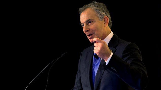 Tony Blair est l'émissaire du Quartet depuis 2007, tout juste après qu'il ait démissionné au poste de premier ministre du Royaume Uni. (Archives)
