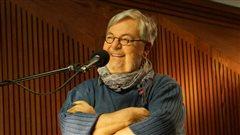 Michel Tremblay à Vancouver au Vancouver Writers Fest.