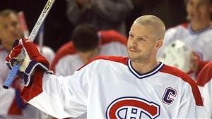 L'ancien capitaine a marqué Montréal