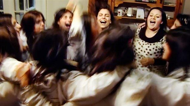 Le documentaire Shekinah - La vie intime des femmes hassidiques