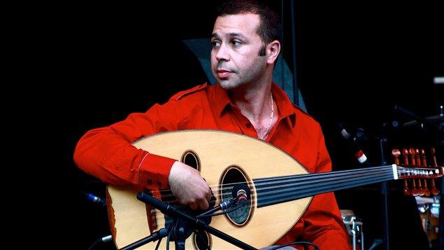 العازف والمؤلف الموسيقي محمد مصمودي