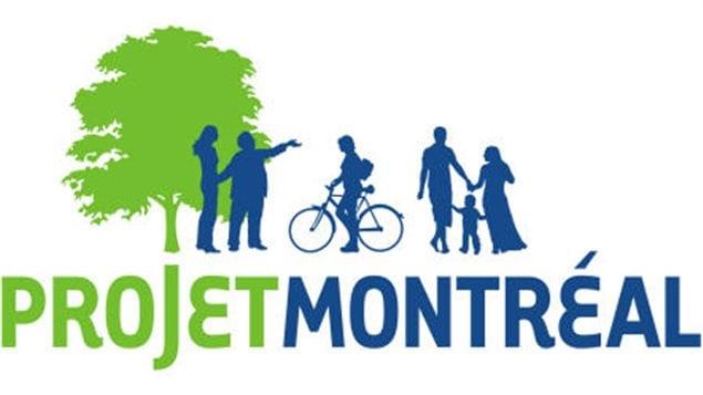 Logo de Projet Montréal