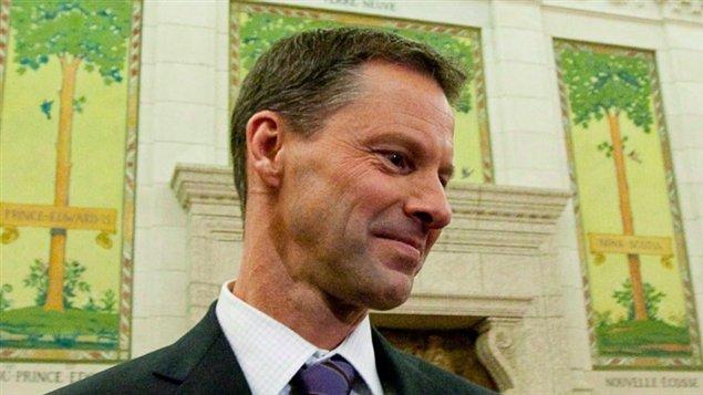 Le premier ministre du canada dit avoir cong di son ex chef de cabinet nigel wright - Chef de cabinet du premier ministre ...