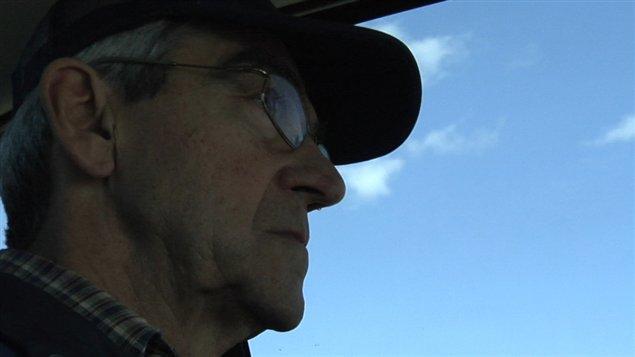 Claude souffre de la maladie d'Alzheimer