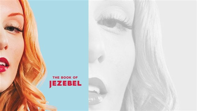 Couverture de <em>The book of Jezebel: an illustrated encyclopedia of lady things.</em>