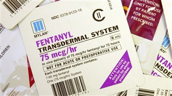 Fentanyl sold by prescription in slow-release patches can be cut up and resold, or the drug extracted and mixed with other drugs.