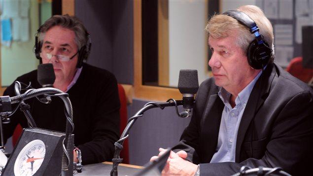 Frank Desoer et Jean Doré