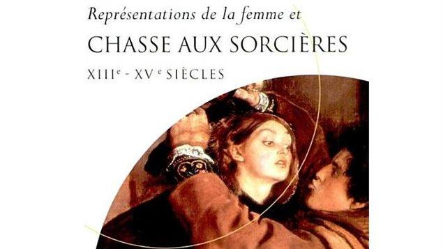 Représentations de le femme et chasse aux sorcières. XIIIème-XVème siècles, livre de Patrick Snyder