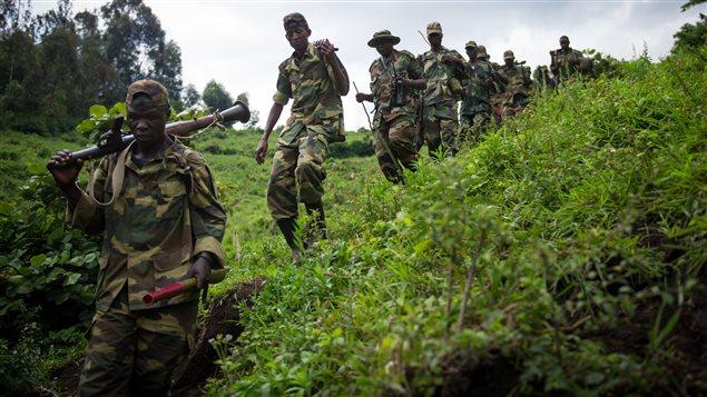Les rebelles du M23, déposeront les armes. Leurs dirigeants souhaitent désormais une lutte politique.