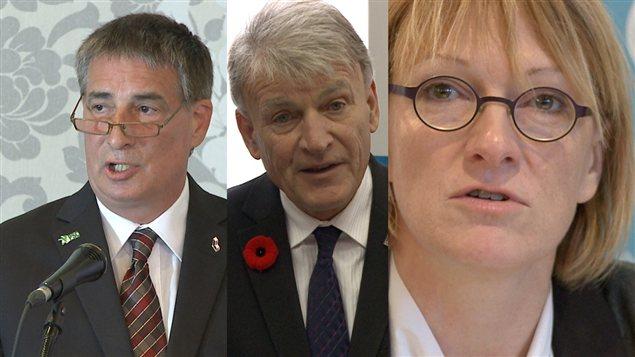 Élection à Laval : Bordeleau et Gobé songent à contester, Le Bel change d'idée