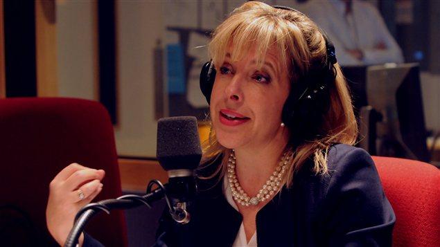 Julie Latour, ex-bâtonnière du Barreau de Montréal