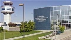 L'aéroport international John G. Diefenbaker de Saskatoon