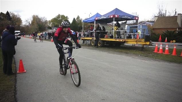 Cyclocross à Laval