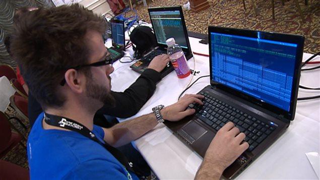 Les passionnés de la cybersécurité se sont donné rendez-vous à Québec.
