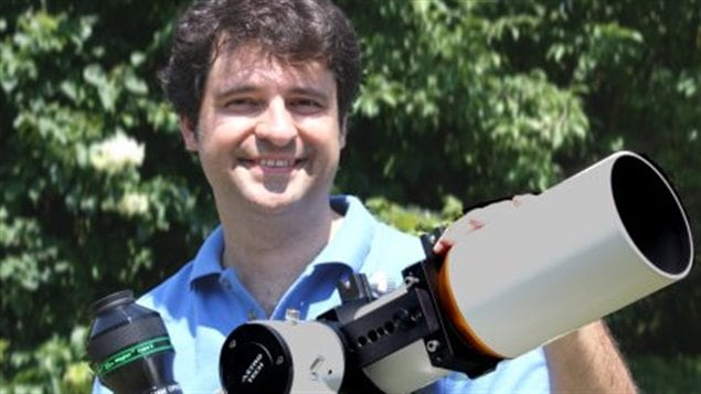 Andrew Fazekas says you don't need a telescope to see the Perseids, just the naked eye and clear skies.