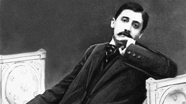 Photo de l'écrivain Marcel Proust prise vers 1896