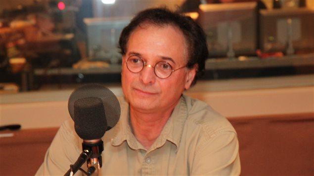 Le philosophe Normand Baillargeon