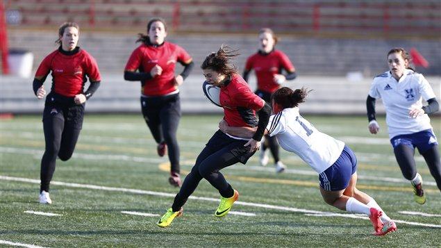 Le club de rugby du Rouge et Or