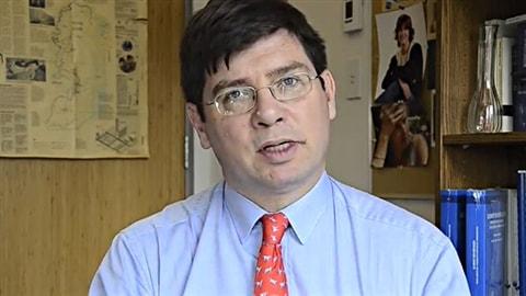 François Crépeau, rapporteur spécial des Nations-Unies pour le droit des migrants, professeur à l'Université McGill