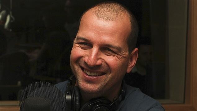 L'auteur Éric Plamondon.