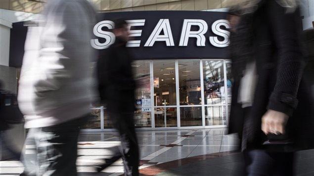 Les grands magasins Sears Canada tirent le rideau
