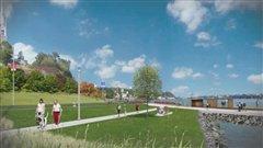 Promenade Samuel de Champlain : un nouveau projet