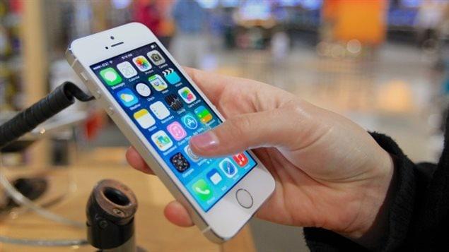 Un iPhone.