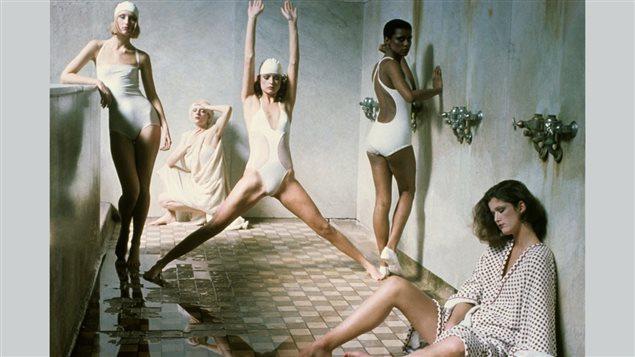 <em>Bath house, New York, 1975</em>