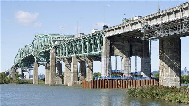 Photo du pont Champlain