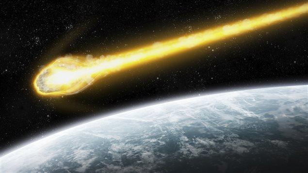Les scientifiques cherchent des solutions pour éviter l'éventuelle destruction de la Terre par un astéroïde