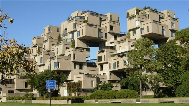La arquitectura urbana debe hacer so ar for Habitat 67 architecture
