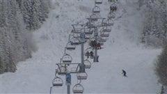 Centre de ski Le Valinouët