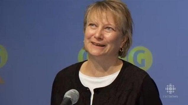 À quoi ressemble le visage d'une future millionnaire au Canada. Mme Jones se dit encore sous le choc, et a exprimé sa gratitude envers l'OLG.
