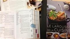 Les Éditions Larousse viennent de publier « Le Petit Larousse Cuisinier » dans la collection « Collector »