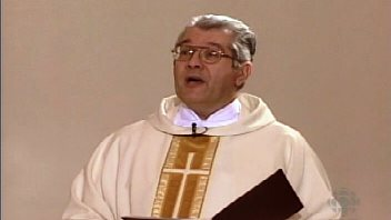 Former priest Yvon Arsenault