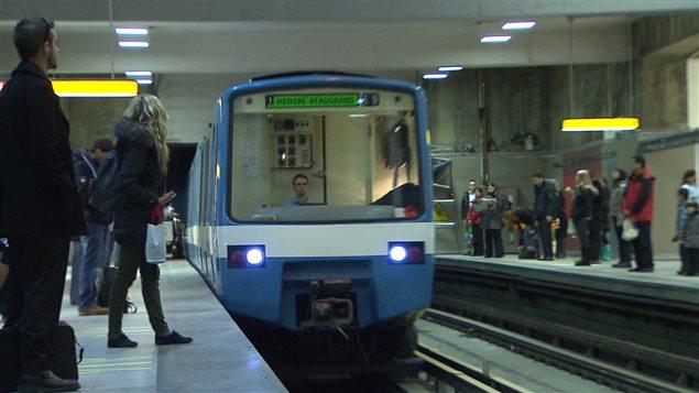 Metro de Montréal