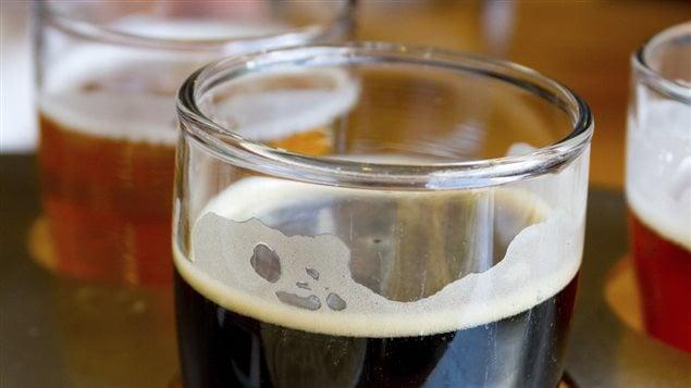 Bières de microbrasseries
