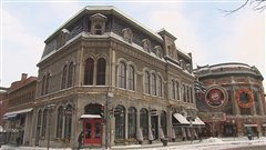 Le ministère de la Culture souhaite que la façade de l'édifice soit conservée.