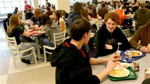 fast food in school cafeterias essay Check out our top free essays on persuasive essays on cafeteria food to help you  schools the food from the cafeterias used to  the fast food industry has .