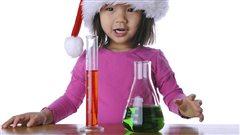 Pourquoi pas un peu de science à Noël?