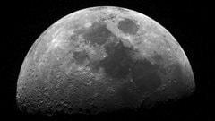 Image de la lune