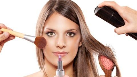 Le gouvernement canadien veut interdire la vente de produits notamment de beauté contenant des microbilles de deux millimètres de diamètre ou moins.