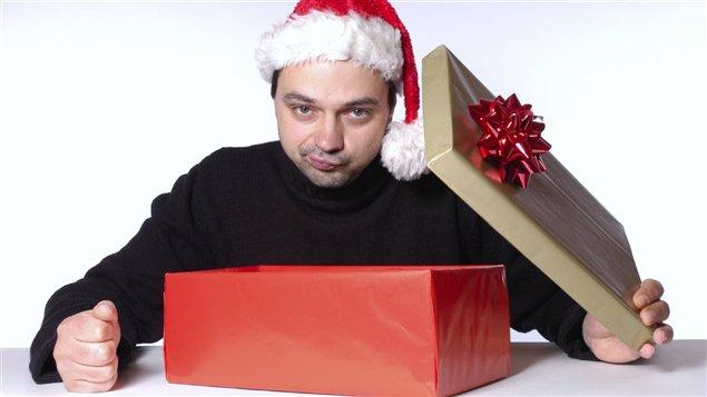 Un cadeau décevant