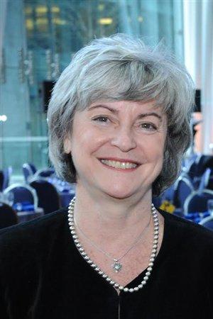 Frances Desjardins, directeice générale de la Fondation de la Maison du Père et de la Maison du Père à Montréal