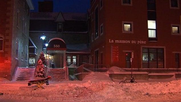 La Maison du Père à Montréal